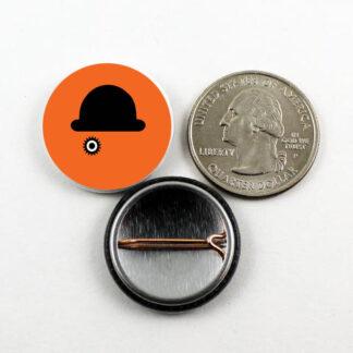 Clockwork Orange Pin