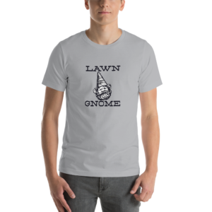 Law Gnoem Publishing Mens Tshirt Gray
