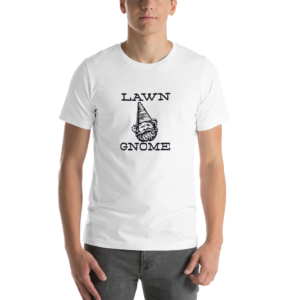 Lawn Gnome Publishing Mens Tshirt