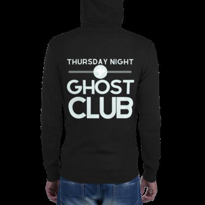 Thursday Night Ghost Club Hoodie Back