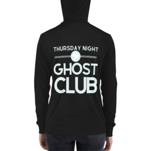 Thursday Night Ghost Club Hoodie Woman