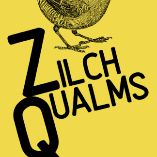 Zilch Qualms Phoenix Poetry Slam Anthology Ebook