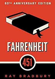 Fahrenheit 451 by Ray Bradbury from Lawn Gnome Publishing.